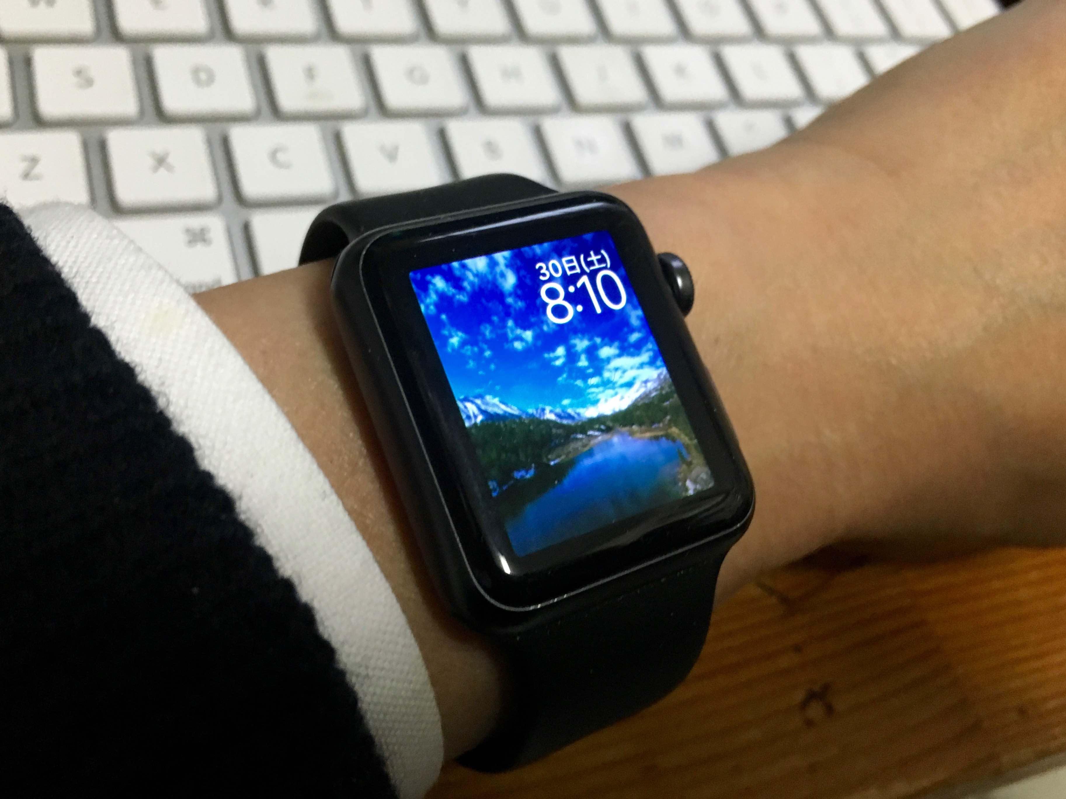 一年たって、僕がApple Watchを使い続ける理由