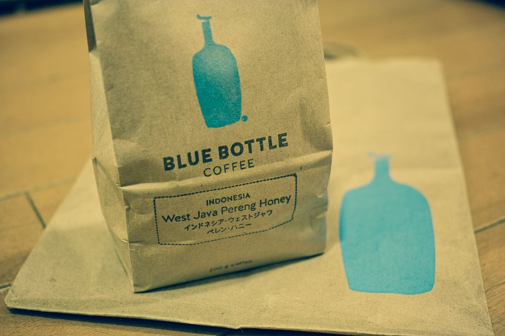 Blue Bottle Cofee @清澄白河